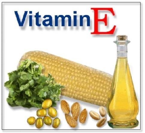 Xóa tàn nhang trên mặt với Vitamin E