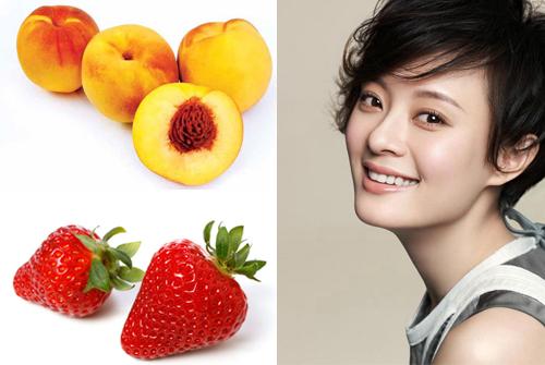 Cách trị vết thâm mụn đơn giản bằng hoa quả, trái cây
