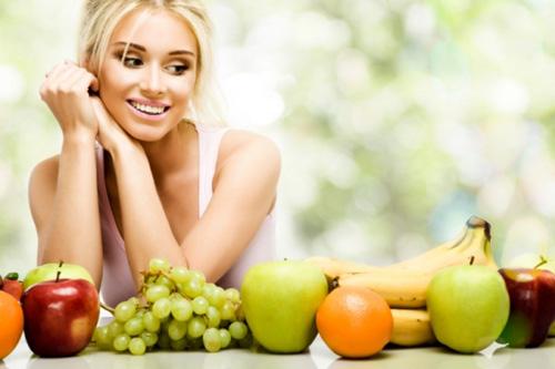 Chế độ ăn kiêng hợp lý để giảm béo bụng
