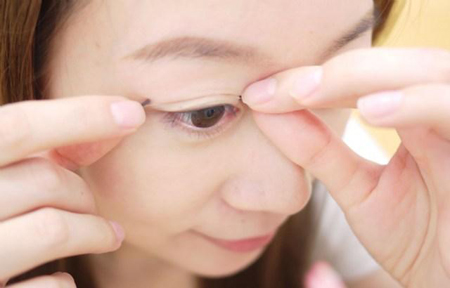 Những bước cơ bản để có đôi mắt 2 mí đẹp trọn đời