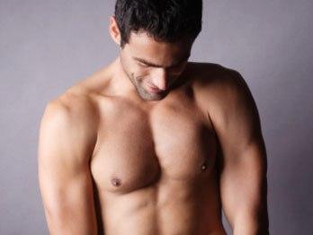 Nâng ngực cho nam giới khỏe mạnh đầy nam tính